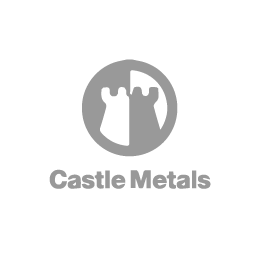 Logo de Castle Metals