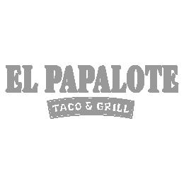 Logo de EL PAPALOTE TACO & GRILL